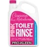 pink caravan toilet cleaner