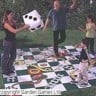 Garden Games  Giant Snakes And Ladders