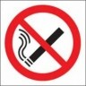 NO SMOKING 100X100MM S/A KP01N/S