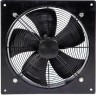Axial Flow Plate Fan 400mm 4 Pole Single Phase