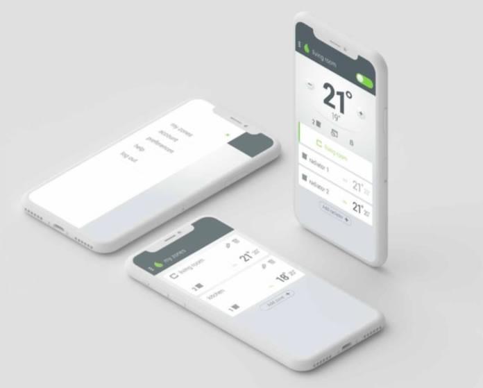 Mylek smart panel heater